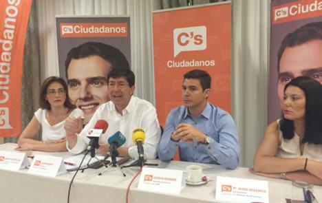 Juan Marín, Vicepresidente de la Junta tiene un chalé ilegal en suelo no urbanizable de uso agrario
