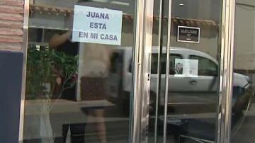 Juana Rivas en paradero desconocido.