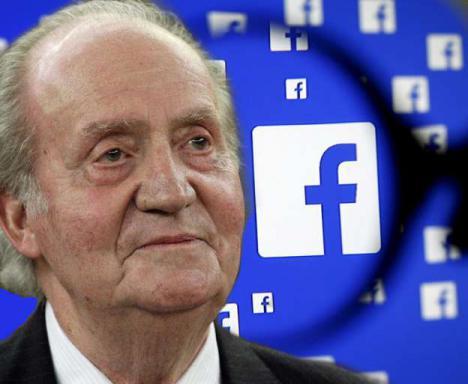 La justicia investiga al hombre que amenazó con decapitar al rey Juan Carlos