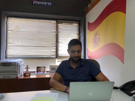 El PP de Lorca solicita que Limusa emprenda el proyecto piloto que estaba previsto para concienciar a los ciudadanos sobre la necesidad de separar los biorresiduos
