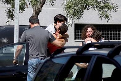 'Vamos a matar al bebe que tienen amamantando'. Tras la amenaza la familia de 'Juanín' que se ha ido de Aranjuez