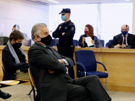 Luis Bárcenas contudente ante el juez :