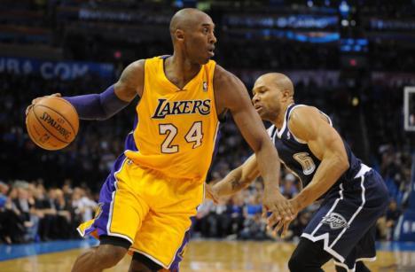 Kobe Bryant da la bienvenida a Los Angeles a los Chargers