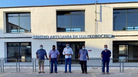 La Asociación de Artesanos de Los Pedroches tendrá su sede en el Centro Artesanal de El Viso