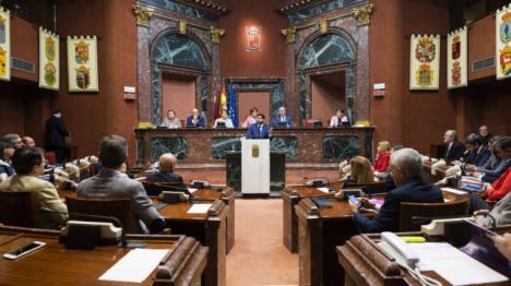 """El PSOE considera """"una cobardía política"""" que López Miras no comparezca en la Asamblea para explicar a los murcianos que hará por el Mar Menor"""