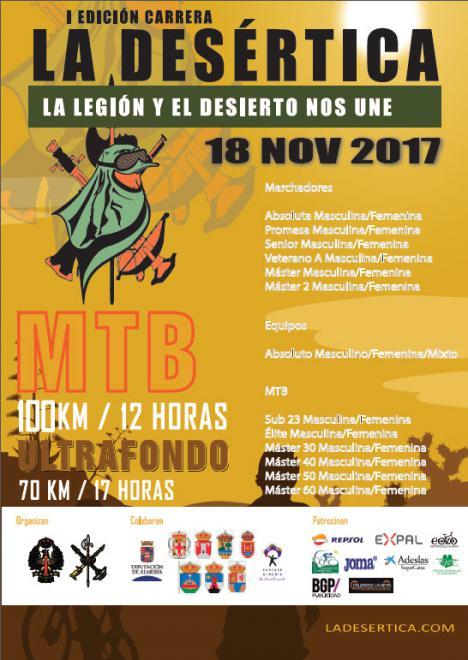 Mañana 4.300 corredores se dan cita en Almería en la