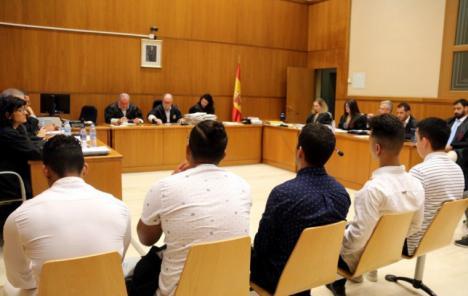 La Fiscalía no está conforme con la sentencia de 'La Manada de Manresa' y la recurrirá, quiere que se les condene por agresión sexual