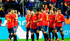 España borró a Costa Rica del terreno de juego y  La Rosaleda vibró con la Roja