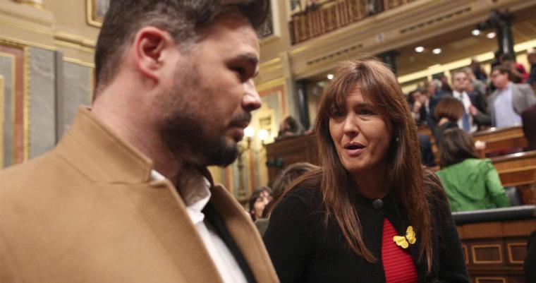 Laura Borrás tiene cita con la justicoa como investigada el 14 de febrero