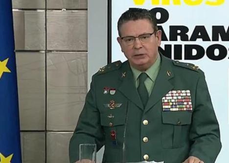 ÚLTIMA HORA: Dimite el director adjunto de la Guardia Civil tras el polémico cese de Pérez de los Cobos