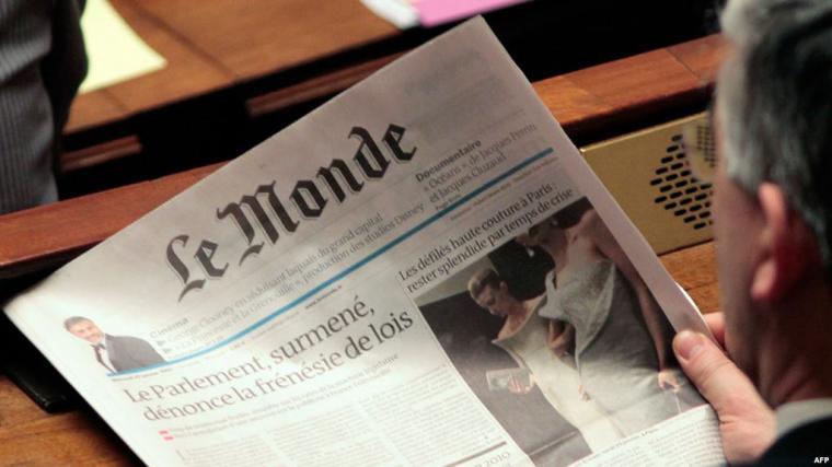 Le Monde: Casado y Rivera: Deberán dar explicaciones a Europa si negocian con VOX