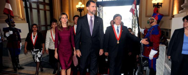 ¿De dónde ha salido la fortuna de Leticia Ortíz?