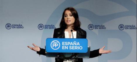 Andrea Levy, no quiere que el aborto sea un derecho