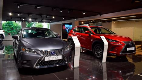 Leonardo Carluccio director de Lexus en España: 'Esperamos aumentar un 40 % las ventas en España en 2019'