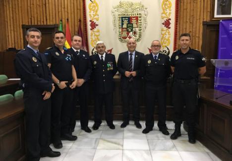 CSIF defiende la profesionalidad de la Policía Local de Huércal-Overa