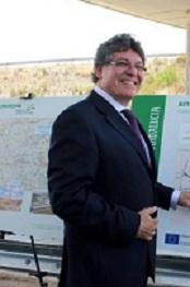 """Rogelio Mena: """"Es inaceptable que pidamos agua a los demás y nosotros tiremos el 40% por el mal estado de las tuberías"""""""