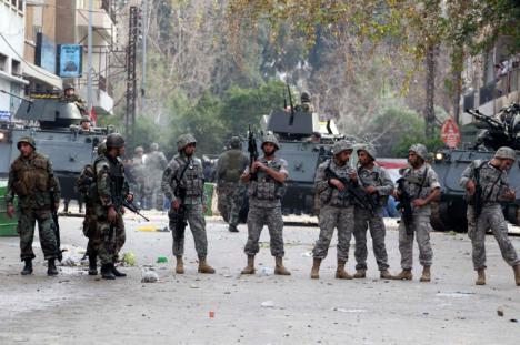 Ofensiva del ejército libanés contra los yihadistas del Dáesh