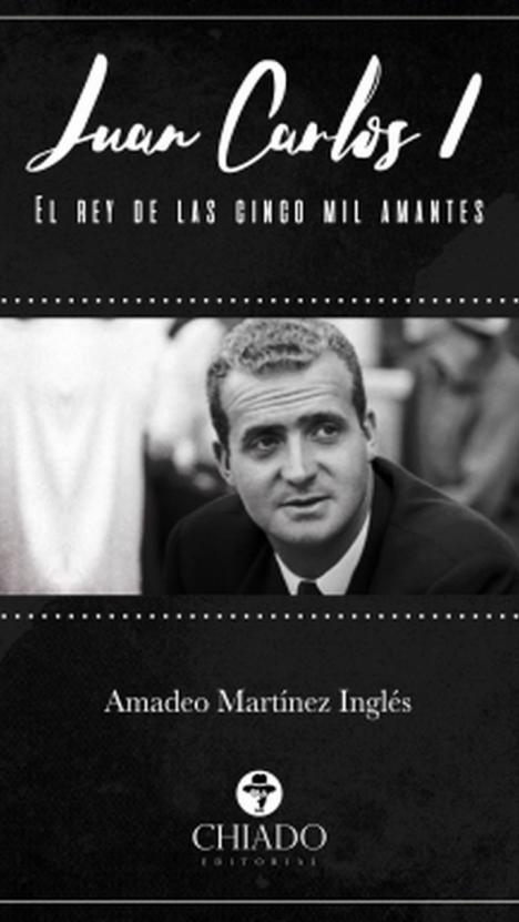 Don Juan Carlos y Marta Gayá , ya no se esconden