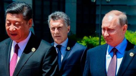 EEUU pierde su estatus de líder mundial