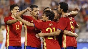 España no tuvo piedad.