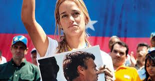 Leopoldo López y Lilian Tintori se separan.