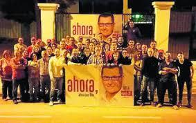 Primarias socialistas en Almería. López Olmo agradece el apoyo de la militancia, por su ayuda