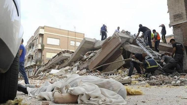 La Junta de Gobierno Local de Lorca aprueba la ampliación, hasta 2021, del plazo de finalización de las obras de reconstrucción de los inmuebles afectados por los terremotos