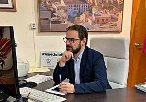 PSOE, Cs e IU-Verdes impulsan un plan de reactivación social y económico para paliar los efectos del coronavirus en Lorca