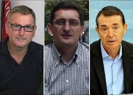 El PSOE de Almería dividido en tres.
