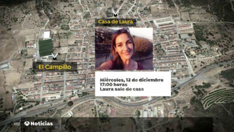 Laura Luelmo ha sido incinerado en Huelva y sus cenizas han sido trasladadas a Zamora