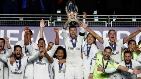 El Madrid humilla a un Barcelona que echa en falta a Neymar.