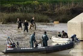 Macrooperación de la Guardia Civil contra los narcotraficantes en el río Guadalquivir