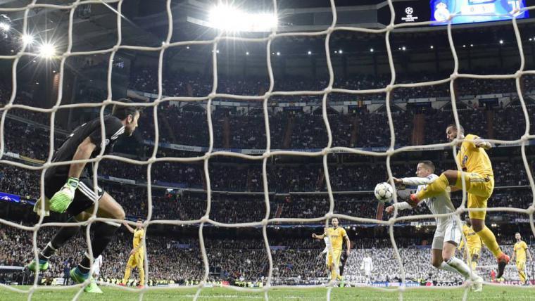 Un penalti en el minuto 93 le da el pase al Madrid