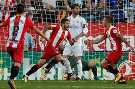 El Girona machaca al madrid