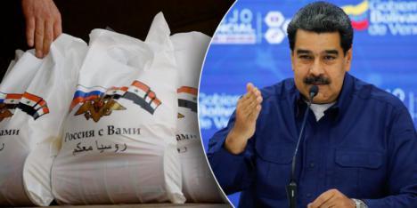 Rusia volverá a enviar otro lote de ayuda humanitaria a Venezuela