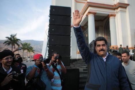 Venezuela: aumenta la violencia.