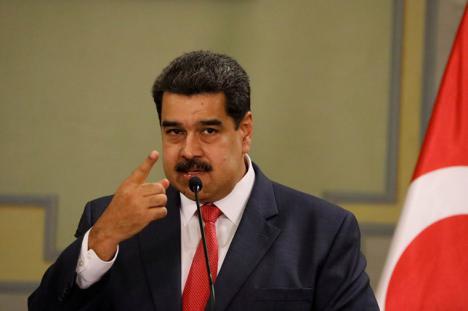 Maduro se prepara.
