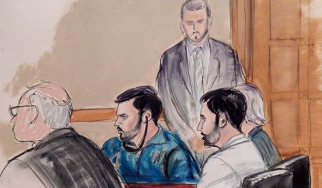Un tribunal de EE UU condena a dos sobrinos de Maduro a 18 años de cárcel por narcotráfico