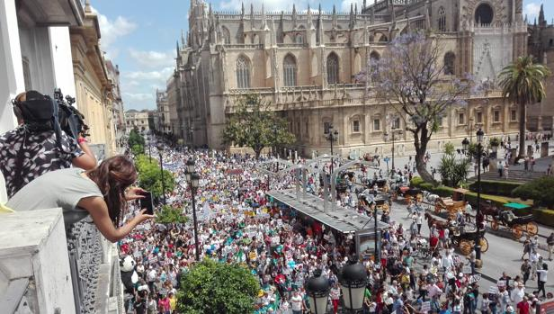 El 'susanismo', el mayor peligro del socialismo andaluz