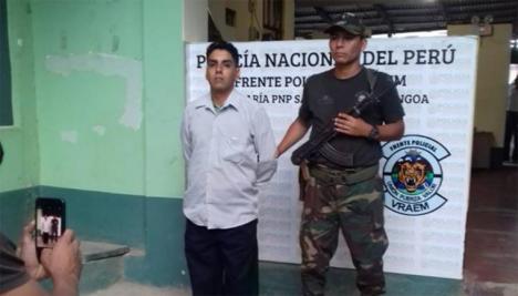 Félix Steven Manrique el gurú que retuvo a Patricia Aguilar se enfrenta a 26 años de cárcel
