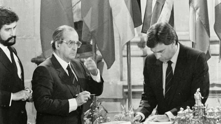Fernando Morán, que fuera ministro de Exteriores ha fallecido a los 93 años