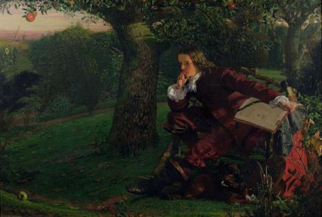 ¿Isaac Newton nació un cuatro de enero?