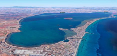 El PSRM propone mejorar el decreto de protección del Mar Menor para blindar la laguna y sacar adelante una ley valiente