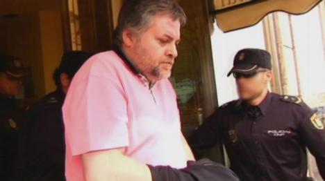 Marcos Mirás, acusado de haber matado a su hijo en la localidad coruñesa de Oza-Cesuras, declarado culpable.