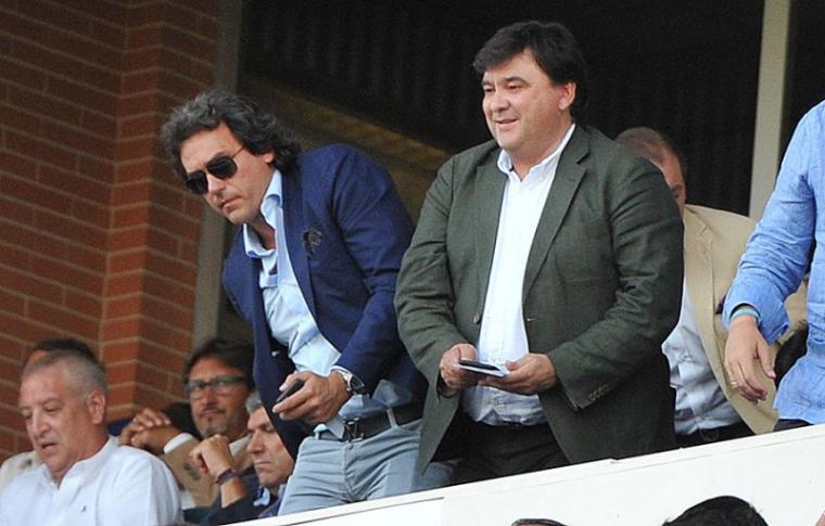 Los ex jugadores de futbol del Atlético de Madrid, Juanma López y Mariano Aguilar, entre los principales investigados por el fraude a Hacienda