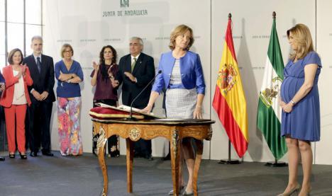 Sube un 36% el gasto en viajes de Susana Díaz y sus trece consejeros