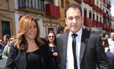 El marido de Susana Díaz y las subvenciones de UGT