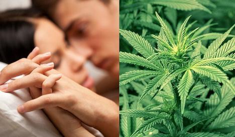 Marihuana y sexo