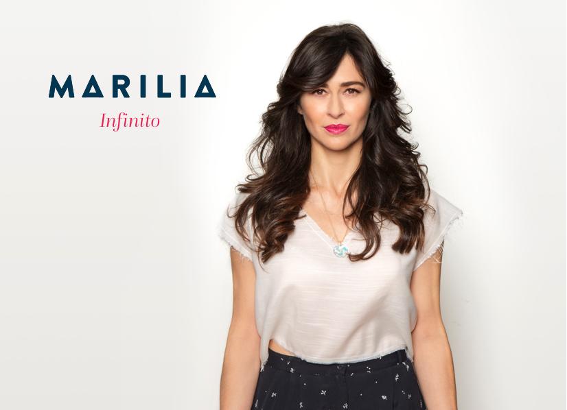 Nuevo disco de Marilia