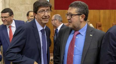 Un consejero de la Junta de Andalucía, perteneciente a Ciudadanos ha facilitado a Vox un listado de trabajadores que atienden a las víctimas de violencia de género